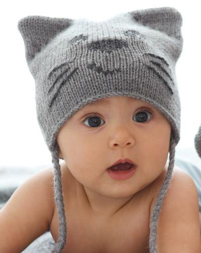 Knitting Pattern Hat For Cat : Ternura V   La Maison Bisoux