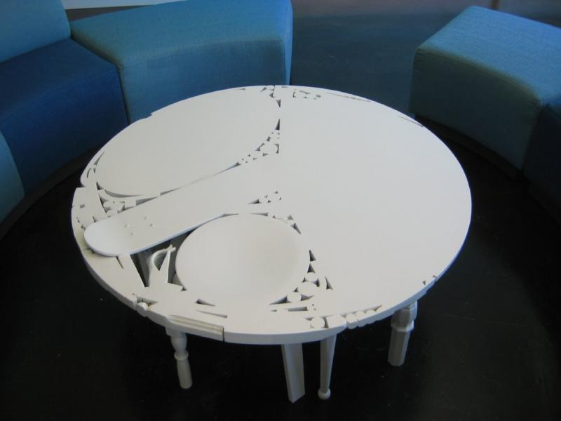 THOMAS WOLD: Piecemeal Table