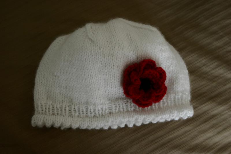 Pretty as a Poppy Hat