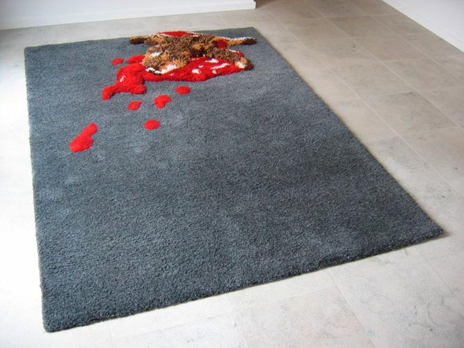 Road Kill Carpet