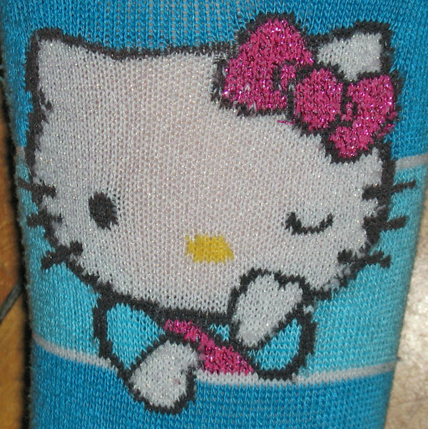 Hello Kitty Socks