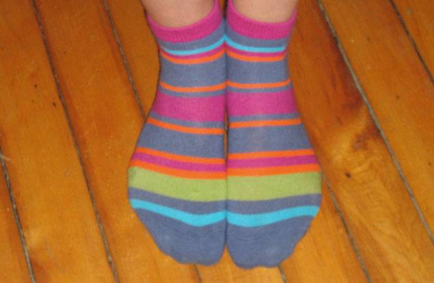 Striped Socks